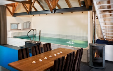 Type: 4-person wellness villa de Schoppe